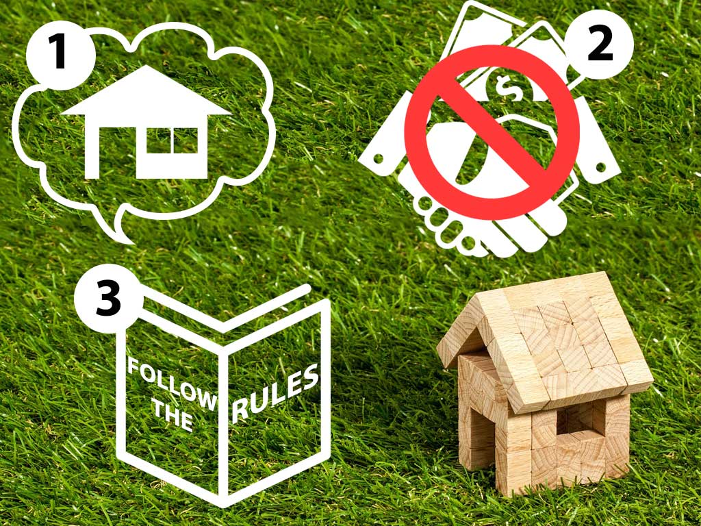 3 common mistakes people make while searching for a plot or house