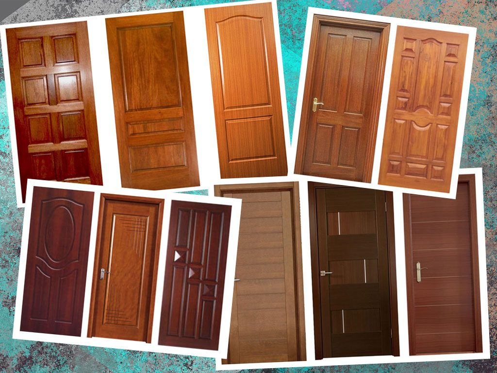 Wooden Doors Designs Types And More Building Our House